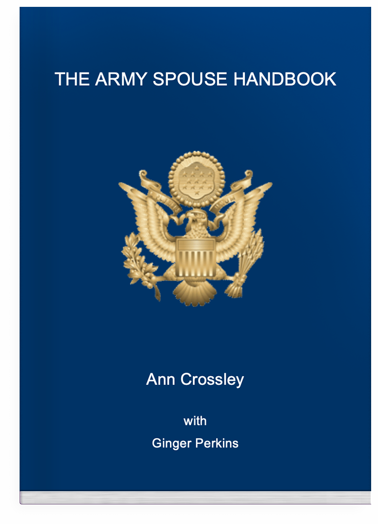 The Army Spouse Handbook book cover